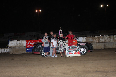 Factory Stock Winner - Bobby Funderburk